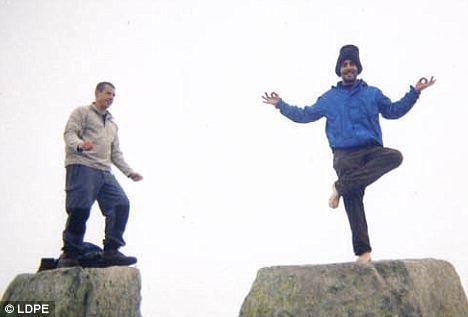 Snap Happy in Snowdonia, Wales