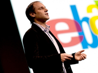 Jeff Skoll, an extraordinary guy