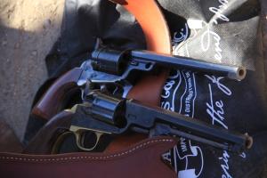 Claude gun props