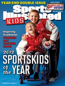 Sports Illustrated Kids 2012 SportsKids of the Year